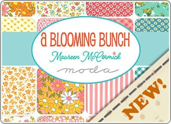 A Blooming Bunch Range
