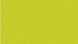 Makower Patchwork Fabric Linen Texture Lime 1473 G1