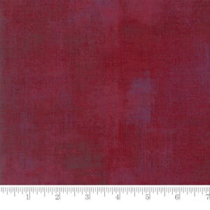 Small Image of Moda Fabric Grunge Beet Red