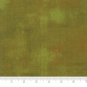 Small Image of Moda Fabric Grunge Cactus Green