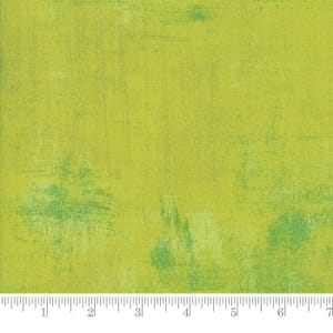Small Image of Moda Fabric Grunge Lime Punch