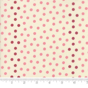 Small Image of Moda Fabric Sweet Blend Florals Sweet Berry