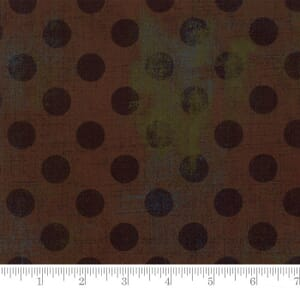 Small Image of Moda Fabric Grunge Hits The Spot Hot Cocoa