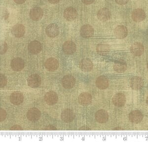 Small Image of Moda Fabric Grunge Hits The Spot Tan
