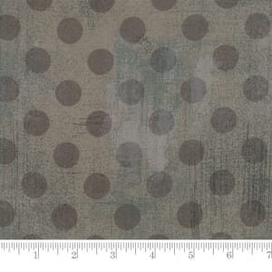 Small Image of Moda Fabric Grunge Hits The Spot Grey Couture