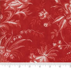 Small Image of Moda Fabric Snowberry Prints Toile Berry