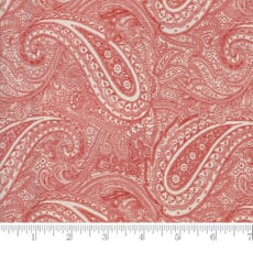 Small Image of Moda Fabric Snowberry Prints Paisley Berry