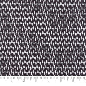 Small Image of Moda Fabric Hometown Christmas Spruce Charcoal