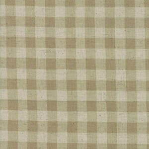 Moda Fabric Homegrown Linen Gingham Plaid Burlap Tan