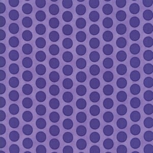Moda Fabric Frolic Dottie Playful Purple