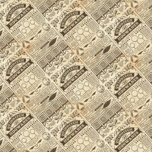 Harry Potter Gold Snitch Quilting Fabric
