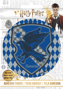 Harry Potter Ravenclaw Logo Motif Adhesive Patch