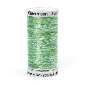 Small Image of Gutermann Sulky Variegated Cotton Thread 30 300M Colour 4085