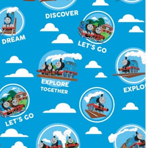 Thomas & Friends Classic Explore Together Blue