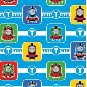 Thomas & Friends Classic Character Blocks Blue