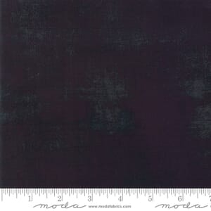 Small Image of Moda Fabric Grunge Onyx