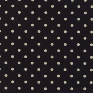 Small Image of Moda Fabric Homegrown Linen Blend Mochi Dot Black