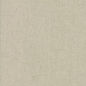 Small Image of Moda Fabric Homegrown Linen Blend Mochi Solid Natural
