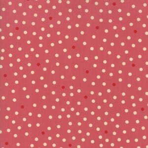 Small Image of Moda Fabric Lucky Day Dots Petal Pink