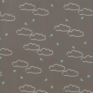 Small Image of Moda Fabric Creekside Daydream Stone