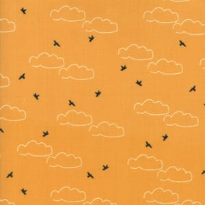 Small Image of Moda Fabric Creekside Daydream Sunglow