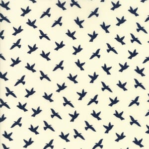 Small Image of Moda Fabric Creekside Soar Ivory