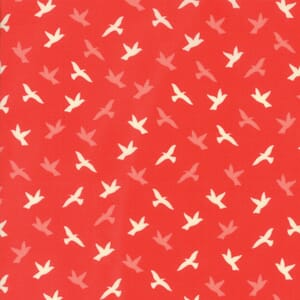 Small Image of Moda Fabric Creekside Soar Geranium