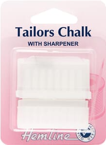 Small Image of Tailors Chalk & Sharpener