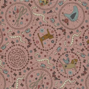 Lynette Anderson One Stitch At A Time All Things Sewing Pink