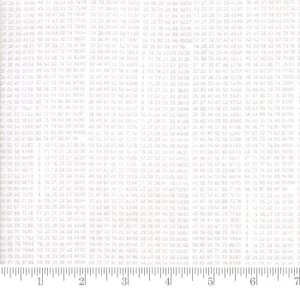 Small Image of Moda Fabrics Compositions 10 Key White