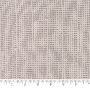 Small Image of Moda Fabrics Compositions 10 Key Taupe
