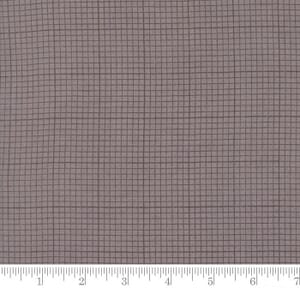 Small Image of Moda Fabrics Compositions Grid Stone
