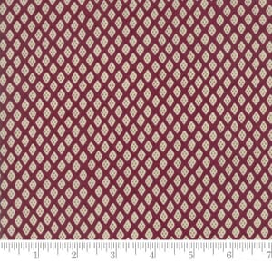 Small Image of Moda Fabrics Pondicherry Calico Magenta