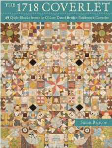 The 1718 Coverlet Book By Susan Briscoe