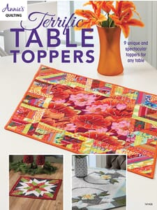 Terrific Table Toppers Book