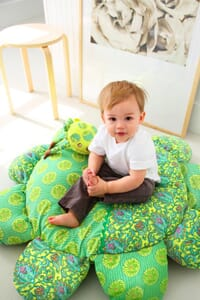 Small Image of Amy Butler Little Daisy Big Nap Pillow Pattern