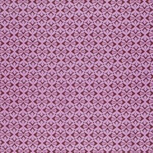 Amy Butler Dreamweaver First Blush Violet Cross Print Voile 54 Inches Wide