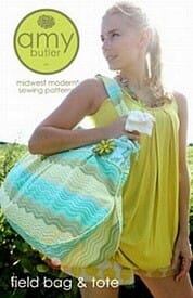 Amy Butler Sewing Pattern Field Bag & Tote