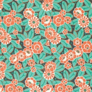 Amy Butler Violette Flourish Crush Packed Flowers Cotton Fabric