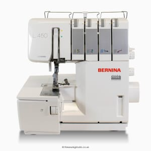 Bernina L450 Overlocker Studio Photo