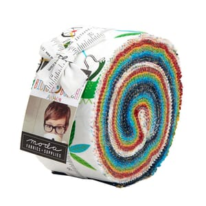 Moda Bicycle Bunch Jelly Roll Main Image