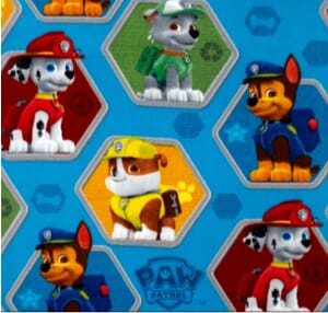 Small Image of Blue Paw Patrol Rescue Fleece