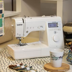 Brother Innov-is A16 Sewing Machine Lifestyle Photo