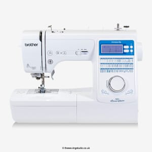 Brother Innov-is A60SE Sewing Machine Studio Photo