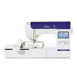 Brother NV F440E Embroidery Machine