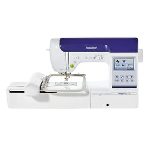 Brother Innov-is F480 (EX DISPLAY) Sewing & Embroidery Machine 1