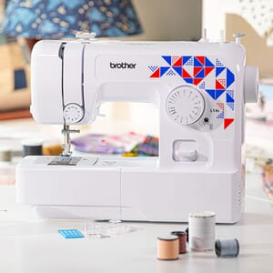 Brother L14S Sewing Machine 6