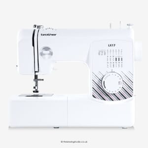Brother 17 LX17 Sewing Machine