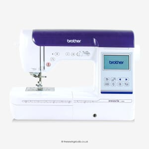 Brother NV F480 Sewing & Embroidery Machine