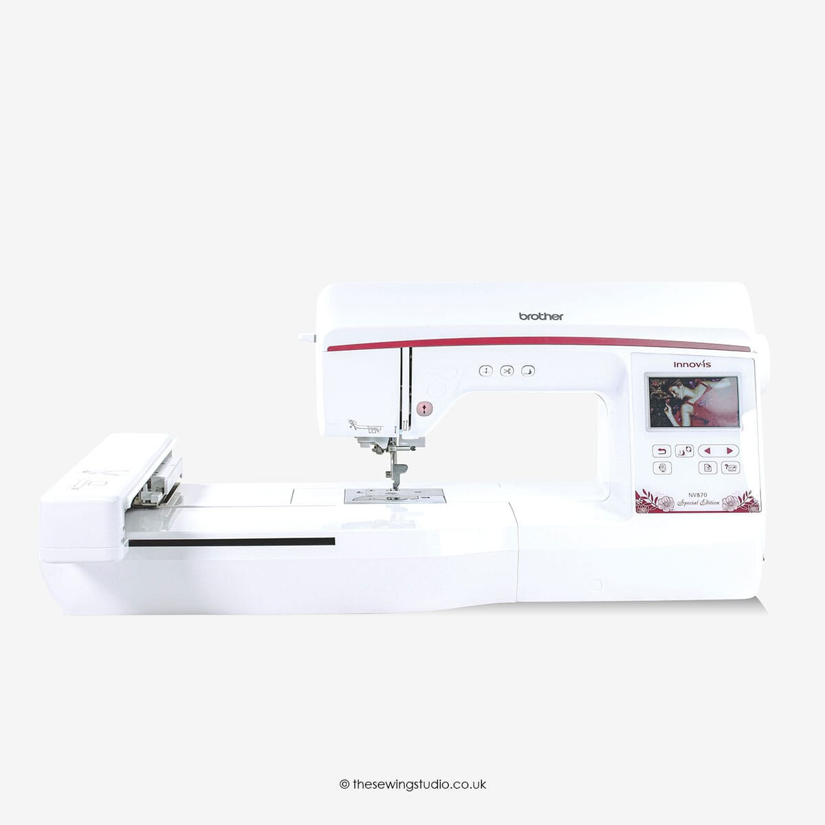 Brother Innov-is NV870SE Embroidery Machine